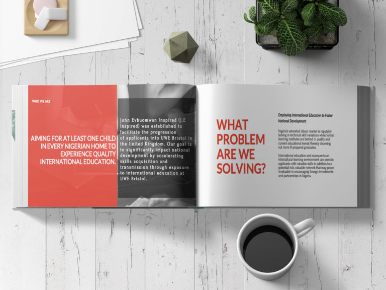 J.E Inspired- Educational Consultancy